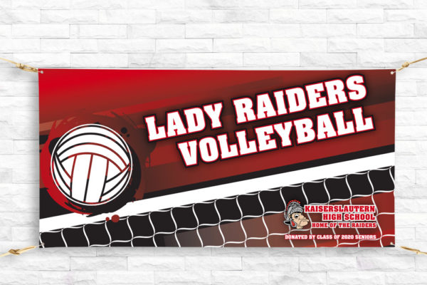 Lady Raiders Volleyball